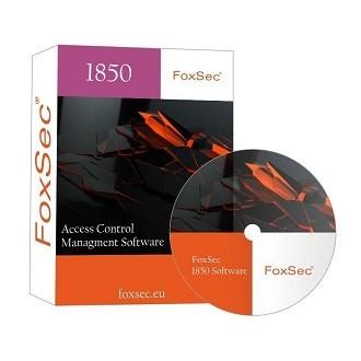 FoxSec 1850 programmatūra